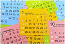 すべてのカレンダー