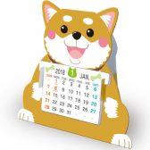 ペーパークラフトカレンダー