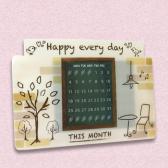 PP製万年カレンダー
