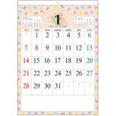 プチフラワーカレンダー