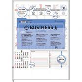 ビジネス文字月表